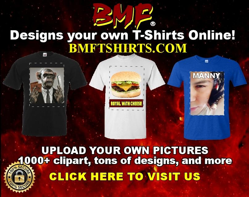BMF Tshirts