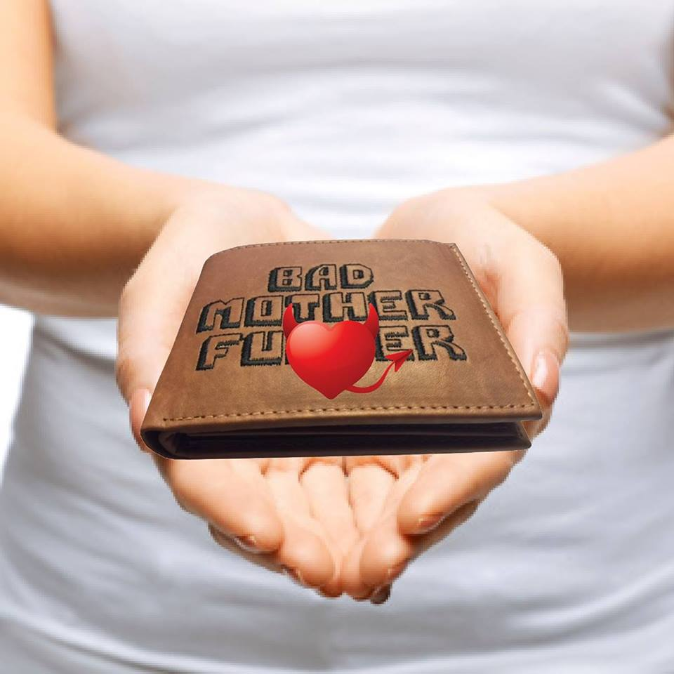 BMF Wallet Valentines Day Gift